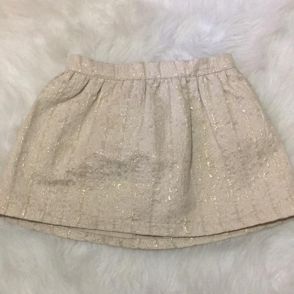 OshKosh B'gosh Other - Girls osh Kosh gold shimmer skirt